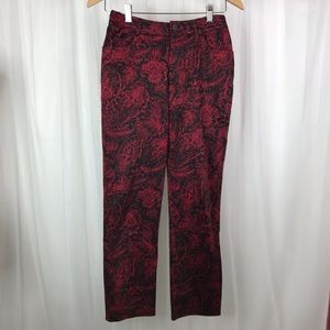 "Dana Buchman ""Down Time"" Petite Pants Size 6P"